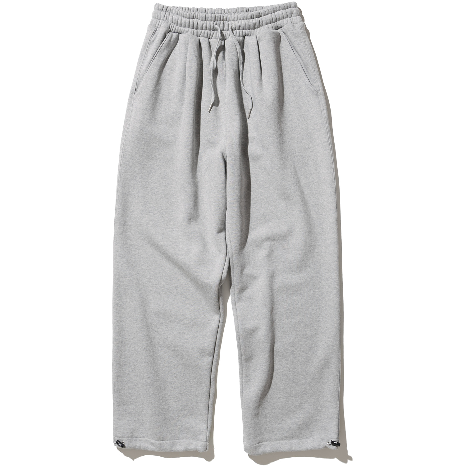 String Sweat Pants - Grey,NOT4NERD